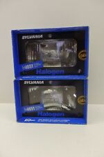 Lot of 2: H4651 Sylvania Halogen Headlights 12 Volt 50 Watt 1A1 50% Brighter J4
