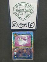 POKÉMON LEGENDARY DARK VAPOREON REVERSEHOLO 9/110 NM-