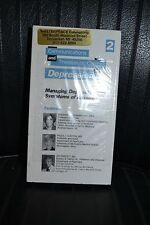 Managing Depression With Symptoms of Anxiety VHS Diagnosis Therapeutic Choices