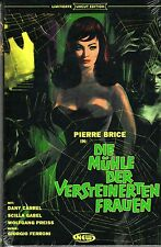 Mill of the Stone Women , limited (999) bigbox edition , DVD , new and sealed !