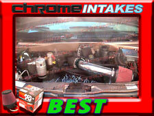 K&N+BLACK RED 96 97 98 99-05 CHEVY ASTRO VAN/GMC SAFARI 4.3L V6 AIR INTAKE KIT