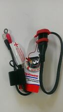 Powersports Waterproof Connector Lead  Battery Tender Optimate Battery Chargers