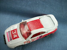 Hot Wheels Mattel 1990 White & red Europa / Asia Made in Malaysia