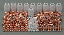 PT31 LG-40 Plasma Cutter Electrode Tip Nozzles Fit CT 312 CUT 40 50 50D 235pcs