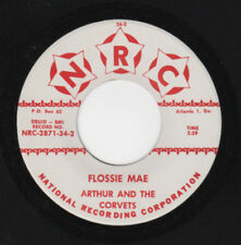 NORTHERN SOUL VOCAL GROUP-ARTHUR (CONLEY) AND THE CORVETS-NRC 2871-FLOSSIE MAE