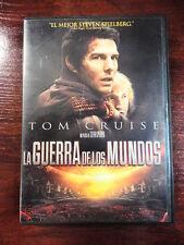 DVD La Guerra de Los Mundos,Tom Cruise,2005