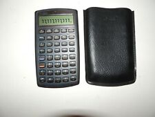 HP Hewlett Packard 10BII Business Calculator W/ Case-Tested