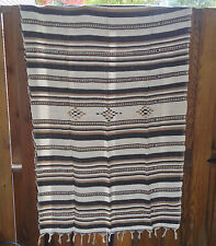 Another Vintage Hand or Loom Woven Rug or Throw