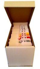 Box Cardboard Music Storage & Media Accessories