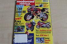 164664) Yamaha Vmax Tuningtips - Motorrad Reisen Sport 05/1999