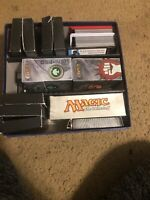 Magic: the Gathering Full Collection 1000 Cards But Over 25 Rare Cards With Dice
