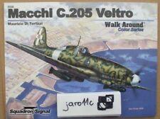 Macchi C.205 Veltro - Walk Around - Squadron/Signal