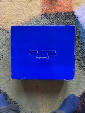 Empty Sony Playstation 2 PS2 Console Box - BOX ONLY