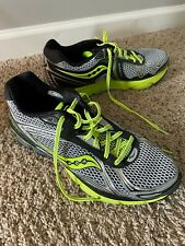 Saucony Mens Hurricane 14 Running Shoes Size 12