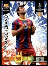 Panini Adrenalyn XL Champions League 2010/2011 FC Barcelona Javier Mascherano