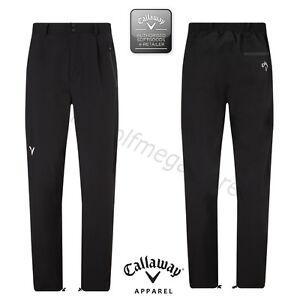 "Callaway Men's 2.0 Golf WaterProof Trousers Leg Length-29""/31""/33""  CGBF6063 New"