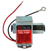 Facet 40105 Solid State Fuel Pump For Classic Mini SS501