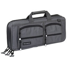Messermeister 18 Pocket Meister Chef's Knife Storage Case / Luggage - Gray