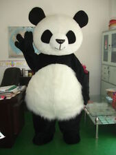 Mascot Costume Cosplay Panda Dress Party Game Business Advertising Adult Size