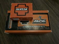 Spy Optics Scoop Commando Kit Hard Case Replacement lenses LOT 3X Lens pairs