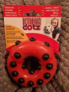 Kong Dotz Circle Dog Toy