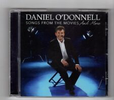 (IM538) Daniel O'Donnell, Songs From The Movies And More - 2012 CD