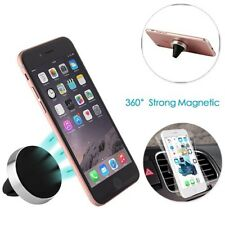 Stand Universal Cell Phone GPS Air Vent Magnetic Car Dash Mount Cradle Holder
