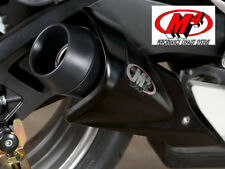 2011 - 2018 SUZUKI GSXR GSX-R GSXR750 M4 BLACK GP SLIP ON EXHAUST SU6112-GP