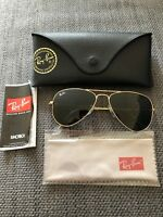 Ray-ban Aviator Classic Sunglasses Unisex RB3044 Men's Women's UV Protection
