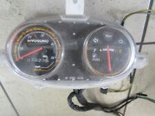 a1. HYOSUNG SF 50 COURSE tachymétrique instruments du poste de pilotage Speedo