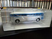 RAIL KING GREYHOUND BALTIMORE DIE-CAST BUS #30-50014 NIB
