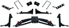 """Jake's 6"""" Club Car Precedent A-Arm Lift Kit for Gas & Electric Golf Carts"""
