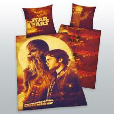 Herding Bettwäsche Star Wars Solo 135 x 200cm Baumwolle