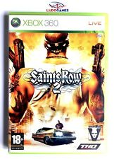 Saints Row 2 Xbox 360 Nuevo Precintado Videogame Retro Sealed Brand New PAL/SPA