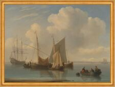 Dutch Sailing Vessels William Anderson Segelschiffe Holland Boote B A2 03471