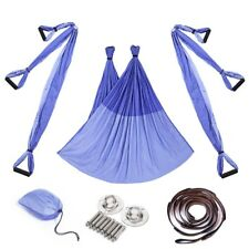Yoga Swing Hammock Aerial Inversion Sling Trapeze Antigravity Large Strong