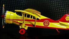 Modelo Avión Avión Luchador US fundido Ww2 Militar Armour 1 48 Carousel ROJO