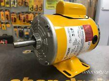 Chicken House Fan Motor 1/2 HP 1725 RPM 115/230 Volt  56Z Frame