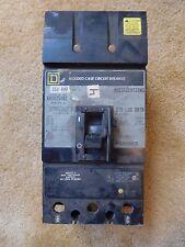Square D KA26250BC Molded Case Circuit Breaker 250 AMP Series 2