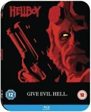 Hellboy Steelbook Blu-ray UV Copy 2004