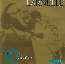 The Best of 10 Years Volume 2 by Larnelle Harris (CD, 1991, Benson)