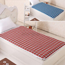 3-Layer Washable Underpads Bed Reusable Pads Waterproof Incontinence Sheet