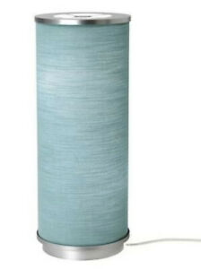 Ikea Vidja Turquoise Table Lamp Discontinued