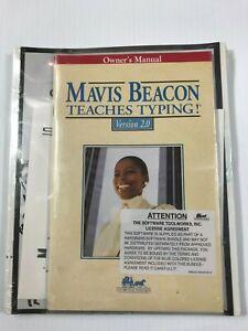 Mavis Beacon Teaches Typing! Version 2.0 , Mac , SEALED NEW