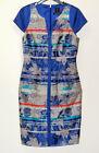 GORGEOUS DAVID LAWRENCE PENCIL DRESS size 10