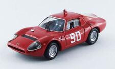 Abarth Ot 1300 #90 11th Circuito Mugello 1967 Nesti / Hezemans / Furtmayr 1:43