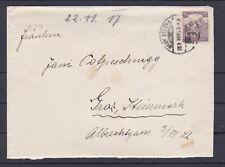 Ungarn 1917 sehr schöner Brief gelaufen nach Graz