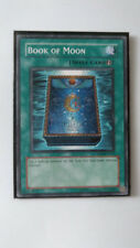 YuGiOh Card - Book of Moon - Common