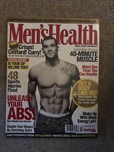 MENS HEALTH MAGAZINE - October 2005
