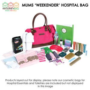 WEEKENDER Hospital Bag (Mums)